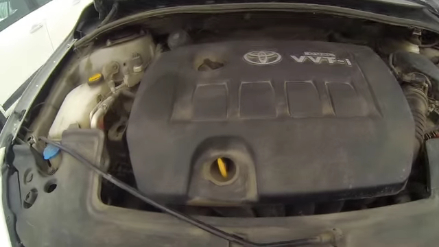Тойота королла 2008 видео обзор